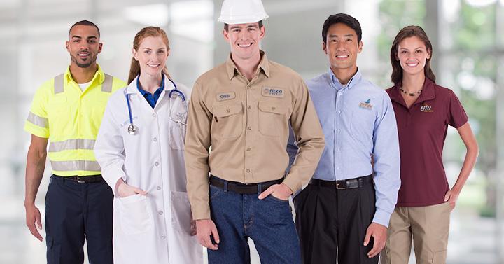 uniformes industriales en guadalajara - uniformes de trabajo